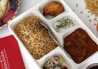 bamiyan lunch special dp
